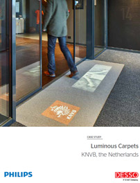 Projekt KNVB Luminous Carpets