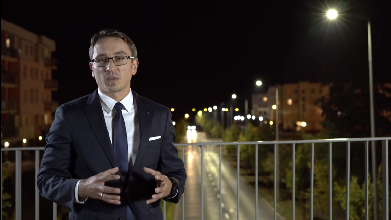 Kalisz - smart city | Philips Lighting